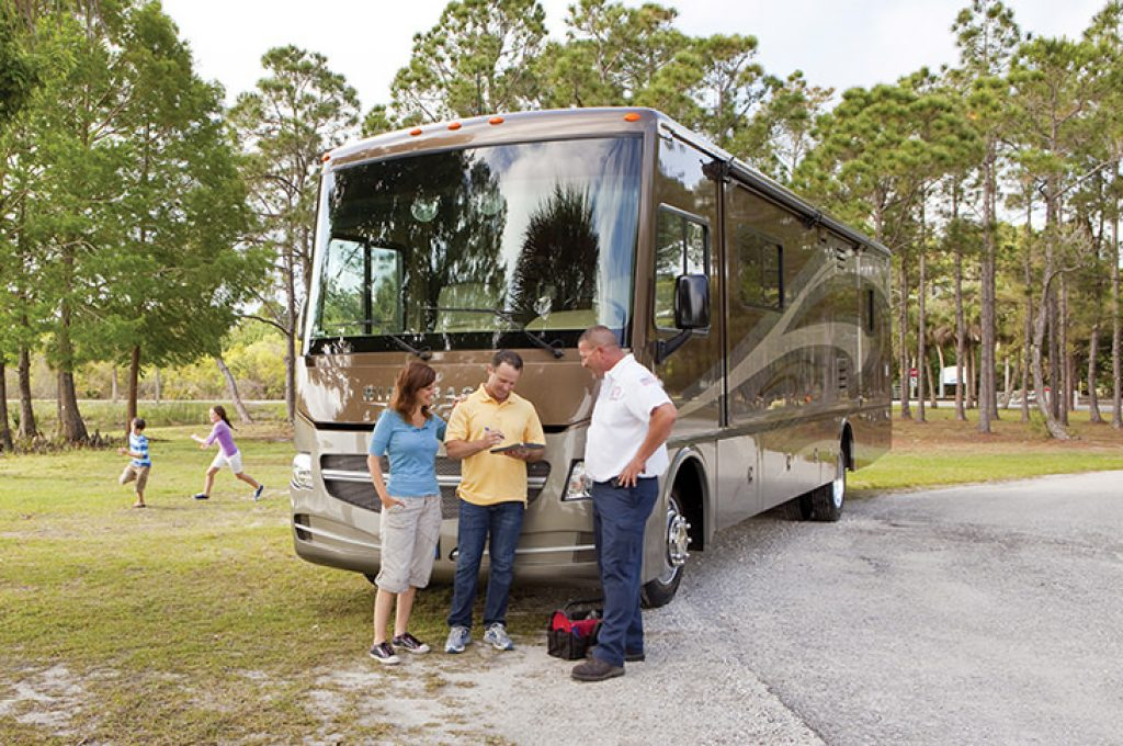 Good Sam was selected as the top overall rv insurance policy