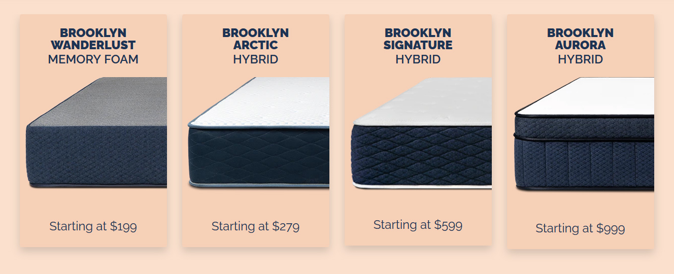 Brooklyn Bedding RV Mattress Buying Guide