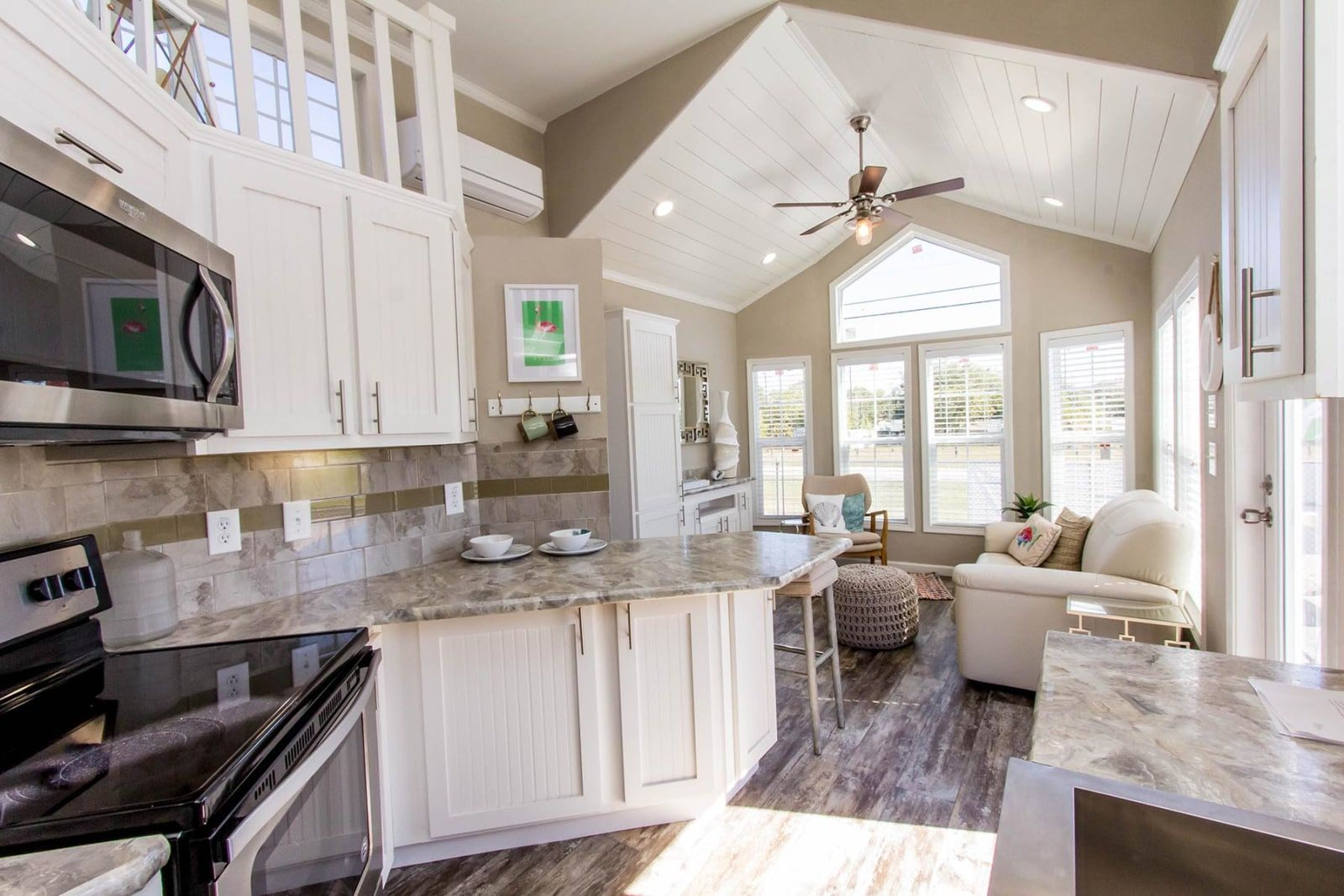 what are park model homes?